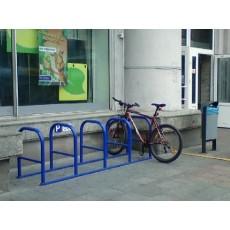 Польза от велопарковок.